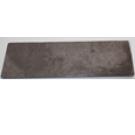 פלטה מלמין שטוחה דמוי בטון 2/4 53x16.2x0.7cm