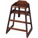כיסא תינוק עץ אגוז